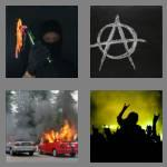4 pics 1 word 7 letters anarchy