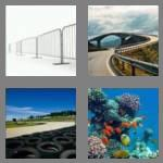 4 pics 1 word 7 letters barrier