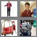 4 pics 1 word 7 letters bellboy