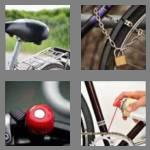 4 pics 1 word 7 letters bicycle