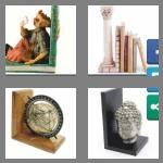 4 pics 1 word 7 letters bookend