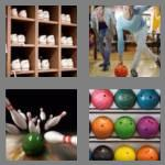 4 pics 1 word 7 letters bowling
