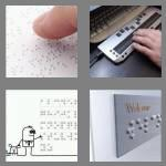 4 pics 1 word 7 letters braille