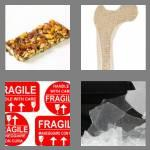4 pics 1 word 7 letters brittle