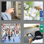 4 pics 1 word 7 letters buzzing
