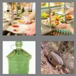 4 pics 1 word 7 letters canteen