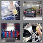 4 pics 1 word 7 letters carwash