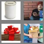 4 pics 1 word 7 letters charity