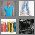 4 pics 1 word 7 letters clothes