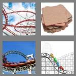 4 pics 1 word 7 letters coaster