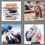 4 pics 1 word 7 letters college