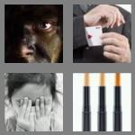 4 pics 1 word 7 letters conceal