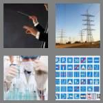 4 pics 1 word 7 letters conduct