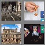 4 pics 1 word 7 letters convent