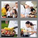 4 pics 1 word 7 letters cooking
