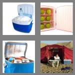 4 pics 1 word 7 letters coolbox