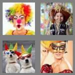4 pics 1 word 7 letters costume