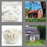 4 pics 1 word 7 letters cottage