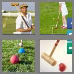 4 pics 1 word 7 letters croquet