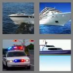 4 pics 1 word 7 letters cruiser