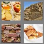 4 pics 1 word 7 letters crumble