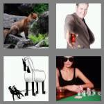 4 pics 1 word 7 letters cunning