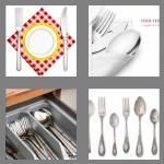 4 pics 1 word 7 letters cutlery