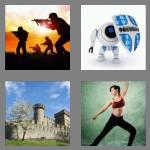 4 pics 1 word 7 letters defence