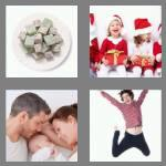 4 pics 1 word 7 letters delight