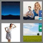 4 pics 1 word 7 letters distant