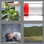 4 pics 1 word 7 letters drained