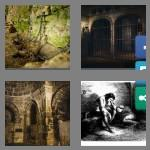4 pics 1 word 7 letters dungeon