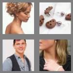 4 pics 1 word 7 letters earring