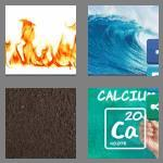 4 pics 1 word 7 letters element