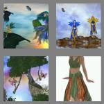4 pics 1 word 7 letters fairies