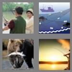 4 pics 1 word 7 letters fishing