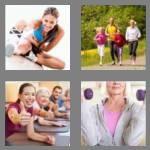 4 pics 1 word 7 letters fitness
