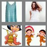 4 pics 1 word 7 letters fringed