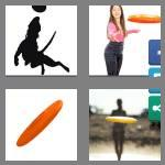 4 pics 1 word 7 letters frisbee
