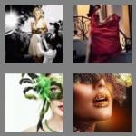4 pics 1 word 7 letters glamour