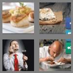 4 pics 1 word 7 letters gourmet