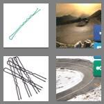 4 pics 1 word 7 letters hairpin