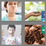 4 pics 1 word 7 letters handful