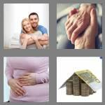4 pics 1 word 7 letters holding