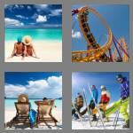 4 pics 1 word 7 letters holiday