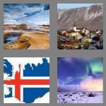 4 pics 1 word 7 letters iceland