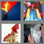 4 pics 1 word 7 letters inflate