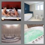 4 pics 1 word 7 letters jacuzzi