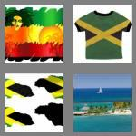 4 pics 1 word 7 letters jamaica