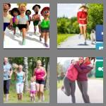 4 pics 1 word 7 letters joggers
